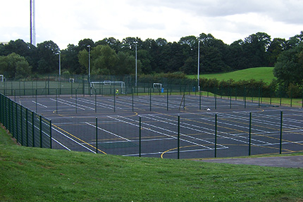 Tennis Courts/Play Areas